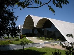 Memorial de América Latina en Sao Paulo